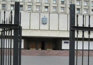 Магера: Перевыборы не будут проводиться до марта 2013 года