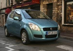 Suzuki презентовал украинскому потребителю новинку В-класса