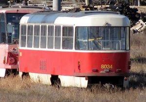Власти Харькова купили в Чехии 40-летние трамваи