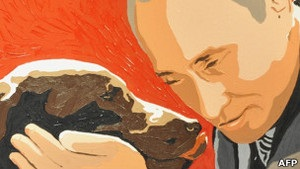 Би-би-си: Путин вернулся в Кремль, но  путинизм  исчезает