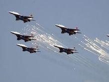 Полет самолетов над Майданом: у киевлян возник «скныловский синдром»