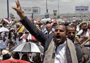 В Йемене празднуют отъезд президента Али Абдулы Салеха