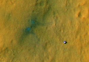 Ученые предположили, что содержащая воду глина на Марсе могла возникнуть из потоков лавы