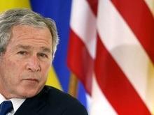 Фотогалереи: Буш в Украине