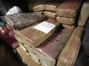 В Греции ликвидировали наркогруппировку и изъяли кокаина на 10 млн евро