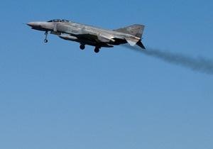 Турция ищет пропавший у границы Сирии истребитель