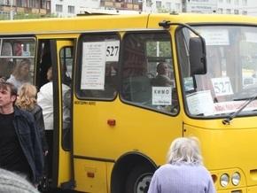 СМИ: Проезд в киевских маршрутках может подорожать
