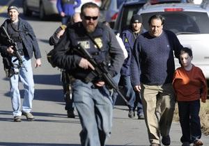 Трагедия в школе в США - Массовые убийства в школах - Стрельба в Коннектикуте - убийство в детей США - стрельба в американской школе