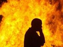 Пожар на Андреевском спуске потушили