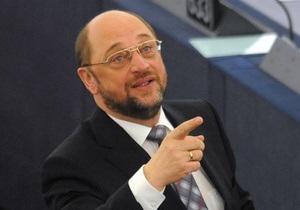 Украина-ЕС - Тимошенко - Глава Европарламента: ЕС следует продолжать диалог с Украиной, несмотря на дело Тимошенко