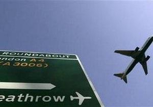 Трое пьяных британцев задержали вылет рейса из Хитроу