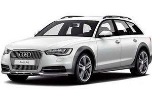 Rammstein на колесах. Тест-драйв Audi A6 allroad quattro