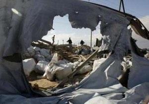 В секторе Газа второй день продолжаются израильские бомбардировки