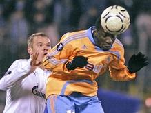 Игроки Марселя оскорблены расистскими нападками фанов Зенита