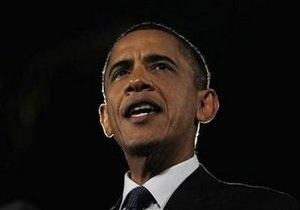 На праздничном ужине Обамы подадут морепродукты из Мексиканского залива