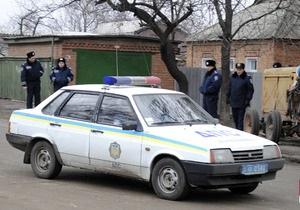 Информация о пожаре в здании напротив Качановской колонии не подтвердилась