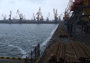 В Украине разрешили приватизировать портовые объекты