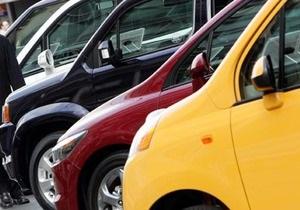 Украинские автопроизводители просят ввести квоты на импорт автомобилей