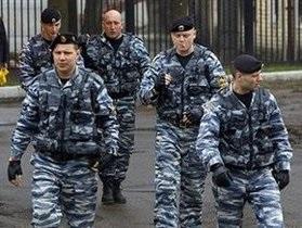 В России мужчина захватил банк и взял двух заложников