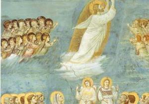Христиане празднуют Вознесение Господне