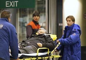 Теракт в Домодедово: Более 40 человек остаются в тяжелом состоянии