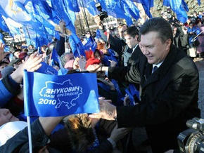 Опрос: За Януковича проголосует каждый третий горожанин