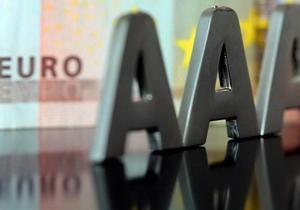 Рейтинговое агентство предсказывает Германии и Франции тяжелые времена
