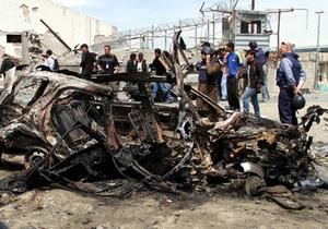 Двойной теракт в Афганистане