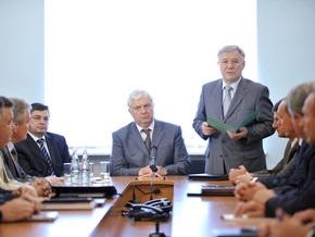 Ющенко назначил главой Госохраны бывшего охранника Кучмы