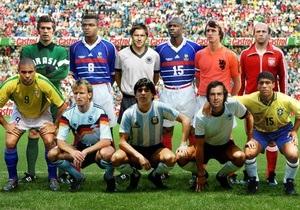 Названы лучшие футболисты в истории чемпионатов мира