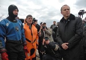 Шуфрич просит столичную мэрию закупить спасательные катера для дежурства на Днепре