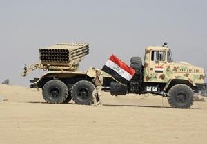 Ирак расторгает оружейную сделку с Россий из-за коррупции