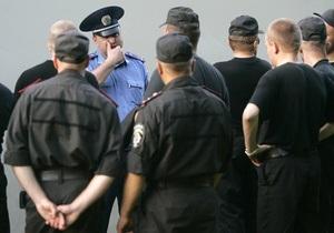 Донецкая милиция не обнаружила бомбы в редакциях двух газет