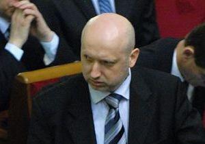 Дело Тимошенко - оппозиция - Оппозиция будет настаивать на создании комиссии в Раде по расследованию дел Тимошенко и Кушнарева - Турчинов