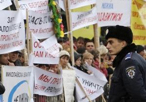 НГ: Налоговые бунты в Украине