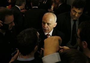 Президентом Швейцарии стал представитель ультраправых