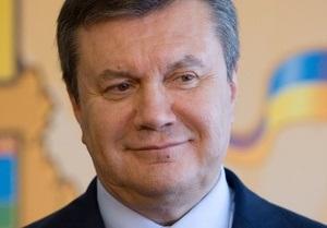 Янукович назвал давление на прессу временным явлением