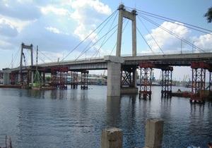 Киевсовет разрешил демонтаж Рыбальского вантового моста