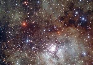 Новости науки - космос - Вселенная: Планеты земного типа могли  рождаться в ранних галактиках Вселенной