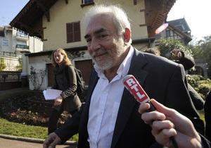 Адвокат Стросс-Кана считает обвинения против его клиента политическим заговором