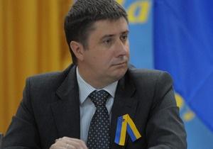 Кириленко требует от СБУ и Генпрокуратуры отреагировать на заявления крымского спикера