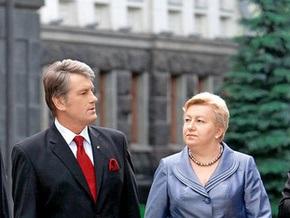 Ульянченко заявила о стремительном росте рейтинга Ющенко