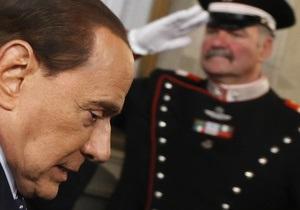 В редакцию итальянской газеты пришло письмо с порошком и угрозами Берлускони и Наполитано