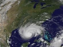 Новый шторм сформировался в Атлантическом океане