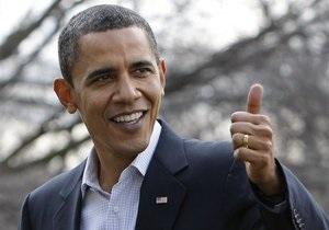 Обаму признали самым влиятельным и самым популярным политиком в мире