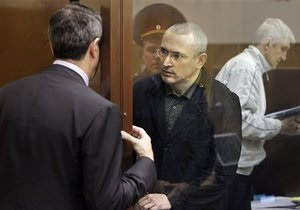Ходорковский попросил бизнес-омбудсмена об экспертизе дела ЮКОСа