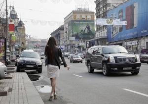 В Киеве будет проходить конкурс на лучшее оформление Крещатика цветами