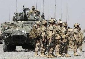 За один день в Афганистане погибли десять солдат НАТО