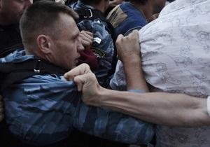 Языковой закон: по городам Украины прокатилась волна протестов