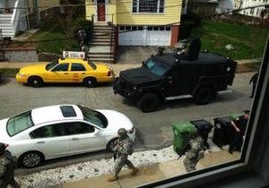 теракты в Бостоне - новости США - Бостон - Бостонская полиция нашла разыскиваемый автомобиль